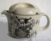 Rosenthal Form ohne Namen Till Eulenspiegel: Teekanne f. 6 Pers. 1,20 ltr.