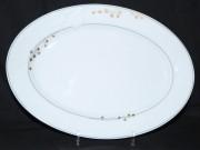 Hutschenreuther Fleuron Cloe Rivoli: Platte 33 x 24 cm