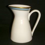 Rosenthal Form 2000 Gala Blau: Milchkännchen f. 6 Personen