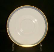 Rosenthal Form 2000 Gala Blau: Untertasse 14,5 cm