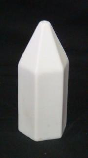 Rosenthal Polygon Weiss - Weiß: Pfefferstreuer