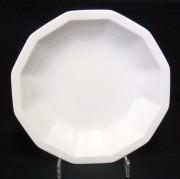 Rosenthal Polygon Weiss - Weiß: Suppenteller 22 cm