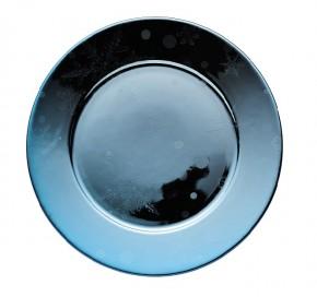 Rosenthal Solitaire Snowflake: Brotteller 18 cm - Blue
