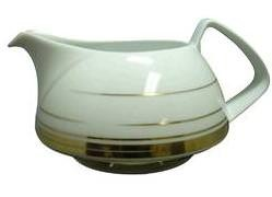 Rosenthal TAC 02 Dynamic Gold: Sauciere 0,55 ltr.