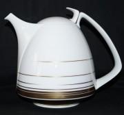 Rosenthal TAC 02 Dynanic Gold: Kaffeekanne 1,50 ltr.