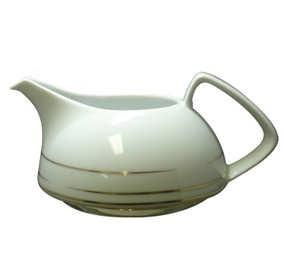 Rosenthal TAC 02 Dynamic Gold: Milchkännchen für 6 Personen 0,25 ltr.