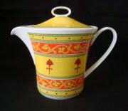 Rosenthal Idillio Bokhara: Teekanne für 6 Personen 1,30 ltr.