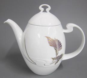 Rosenthal Asimmetria Goldblume: Kaffeekanne f. 6 Pers.