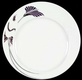 Rosenthal Asimmetria Goldblume: Speiseteller 26 cm
