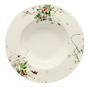 Rosenthal Brillance Fleurs Sauvages: Suppenteller 23 cm FA