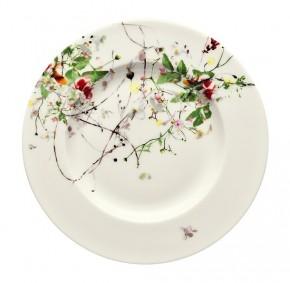 Rosenthal Brillance Fleurs Sauvages: Frühstücksteller 19 cm / Fahne