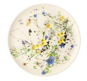 Rosenthal Brillance Fleurs des Alpes: Brotteller 18 cm