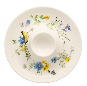 Rosenthal Brillance  Fleurs des Alpes: Eierbecher mit Ablage