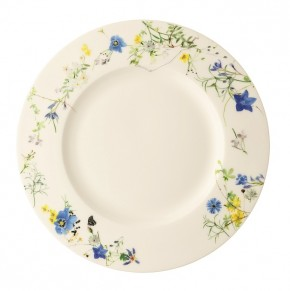 Rosenthal Brillance Fleurs des Alpes: Frühstücksteller 23 cm Fa