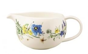 Rosenthal Brillance Fleurs des Alpes: Milchkännchen f. 6 Pers., 0,32 ltr.