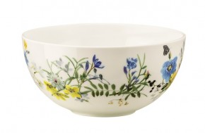 Rosenthal Brillance Fleurs des Alpes: Müslischale 15 cm