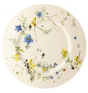 Rosenthal Brillance Fleurs des Alpes: Platzteller 33 cm FA