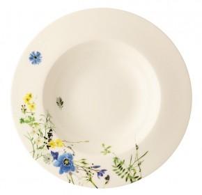 Rosenthal Brillance Fleurs des Alpes: Suppenteller 23 cm FA