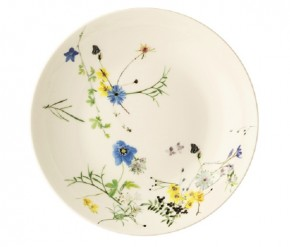 Rosenthal Brillance  Fleurs des Alpes: Suppenteller 21 cm / Coup