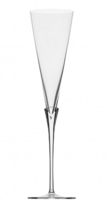 Rosenthal Calice: Sektspitz H = 303 mm; Inh. = 181 ccm