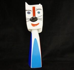 Rosenthal Cat Light - design Otmar Alt: Leuchter Mann / Höhe: 30,5 cm