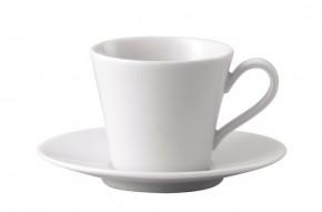 Rosenthal Culture Weiss - Weiß: Espresso-/Mokka-Untertasse 10 cm