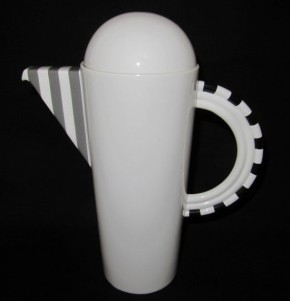 Rosenthal Cupola Strada: Kaffeekanne f. 6 Pers.