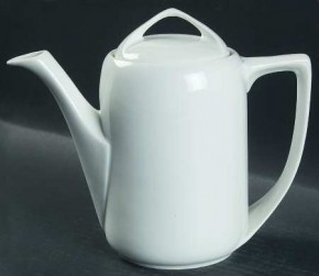Rosenthal Donatello Weiss - Weiß: Kaffeekanne 6 Pers. 1,52 l