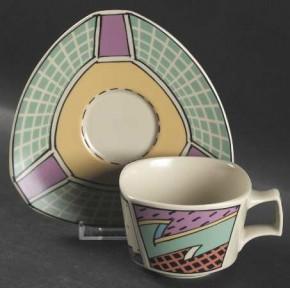 Rosenthal Flash One: Kaffee-/Teetasse 2-tlg.; 0,20 ltr.