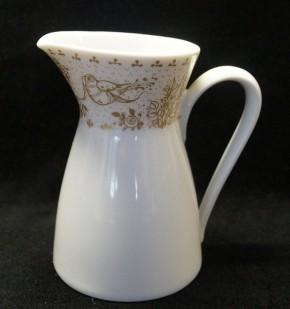 Rosenthal Form 2000 Idyll gold: Milchkännchen für 6 Personen