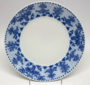 Rosenthal Form 2000 Idyll blau - kobalt: Frühstücksteller 19 cm