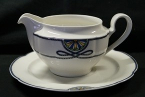 Rosenthal Grace Society - Pearl China: Sauciere 2-tlg.