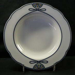 Rosenthal Grace Society - Pearl China: Suppenteller 22 cm