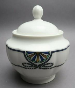 Rosenthal Grace Society - Pearl China: Zuckerdose für 6 Personen