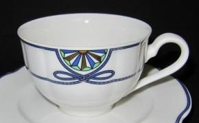 Rosenthal Grace Society - Pearl China: Tee-Obertasse