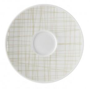 Rosenthal Mesh Line Cream: Espresso-Untertasse 12 cm