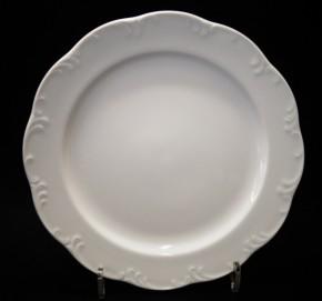Rosenthal Monbijou Weiss - Weiß - Hotel: Frühstücksteller 19,7 cm - 2. Wahl