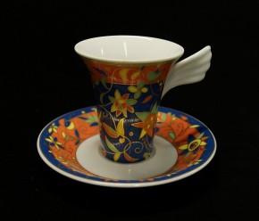 Rosenthal Jahres- / Künstler- Sammeltassen - Mythos: Espressotasse 2-tlg. Nr. 2 BABARA BRENNER