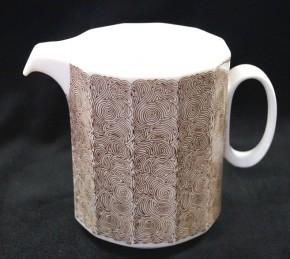 Rosenthal Polygon Delphi: Milchkännchen für 6 Pers., 0,20 ltr.