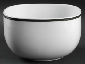 Rosenthal Suomi Anthrazit: Schüssel Ø = 16,5 cm diag; Höhe = 9 cm
