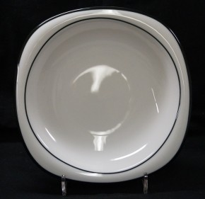 Rosenthal Suomi Anthrazit: Suppenteller 23 cm