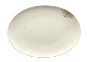 Rosenthal Curve Dandelion: Platte 30 cm (31 x 23 cm)