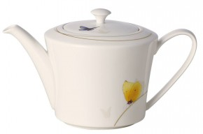 Rosenthal Curve Pepela: Teekanne f. 6 Pers. 1,20 ltr. / Teapot