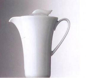 Rosenthal Minikännchen uni - weiss: Ikarus - Mythos H = 10 cm; Paul Wunderlich