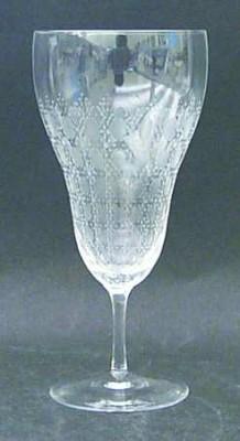 Rosenthal Romanze Strohglas - Flächenschliff: Bierbecher 176 mm hoch, Ø 8 cm