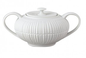 Rosenthal Structura White: Zuckerdose 6 Pers. 0,29 ltr.