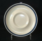 Rosenthal Terra Nastro: Suppen-Untertasse 17,5 cm