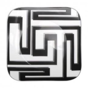 Rosenthal Versace Dedalo: Brotteller 14 cm quadratisch