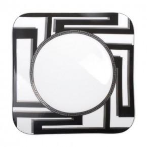 Rosenthal Versace Dedalo: Frühstücksteller 21 cm quadratisch