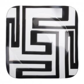 Rosenthal Versace Dedalo: Platzteller 33 cm quadratisch